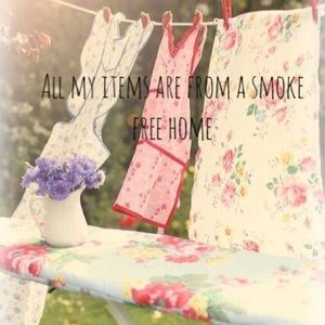 All Items are from smoke free home